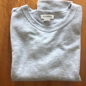 Club Monaco grey sweatshirt, size XS